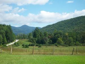 Rabun Gap, home of Hambidge, in the north Georgia mountains